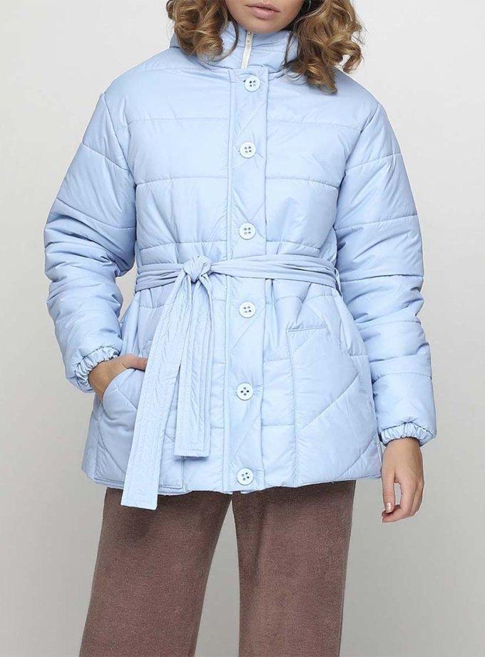 Короткая куртка с рукавом реглан AY_FW19_2488, фото 1 - в интернет магазине KAPSULA