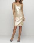 Платье с юбкой клеш и манжетами AY_FW19_2506, фото 4 - в интеренет магазине KAPSULA