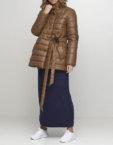 Стеганая куртка под пояс AY_FW19_2513, фото 4 - в интеренет магазине KAPSULA