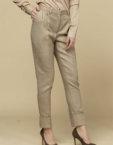 Жакет из шерсти со съемным поясом INS_FW1819_05_3, фото 1 - в интеренет магазине KAPSULA