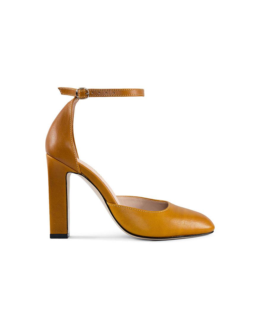 Купить Кожаные Туфли Mary Jane Sienna