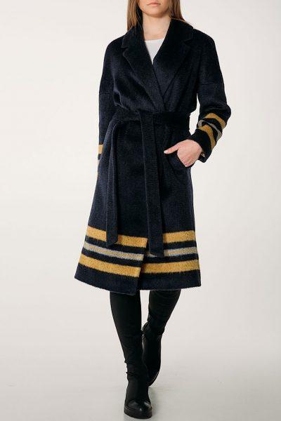 Пальто из кашемира прямого кроя WNDR_fw1819_casb_06, фото 2 - в интеренет магазине KAPSULA