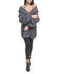 Платье из мериносовой шерсти HMCRG_drss_11_outlet, фото 3 - в интеренет магазине KAPSULA