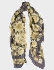 Шелковый платок Два цвета OLZ_ KS_SS102, фото 8 - в интеренет магазине KAPSULA