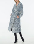 Трикотажное Платье с драпировкой BEAVR_BA_W19_55, фото 4 - в интеренет магазине KAPSULA