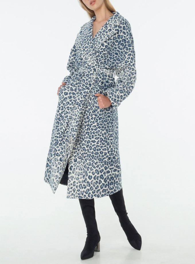 Пальто из шерсти на подкладе BEAVR_BA_W19_54, фото 1 - в интернет магазине KAPSULA