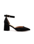 Кожаные туфли с круглым носком MDVV_960332, фото 4 - в интеренет магазине KAPSULA