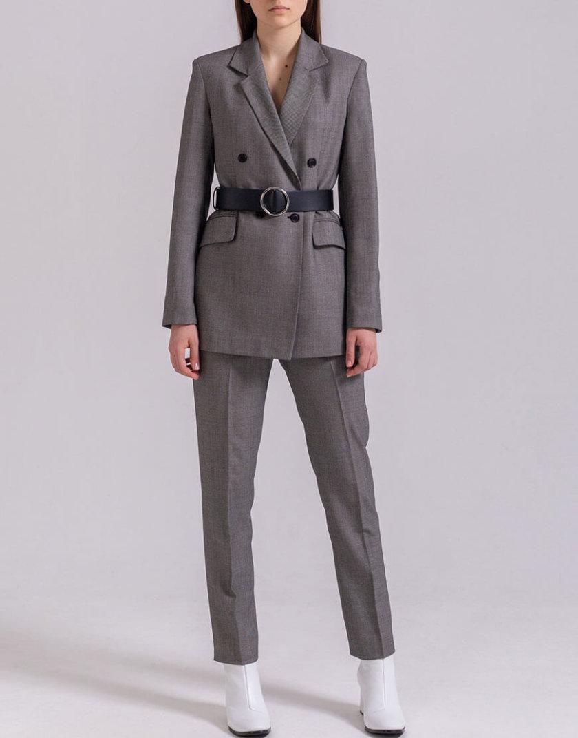 Костюм из тонкой шерсти PPMT_PM-50_costume, фото 1 - в интернет магазине KAPSULA
