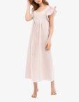 Льняное платье для дома MRND_Н2-1, фото 6 - в интеренет магазине KAPSULA