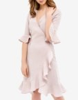 Льняное платье для дома MRND_Н2-3, фото 6 - в интеренет магазине KAPSULA
