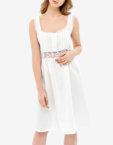 Льняное платье-рубашка для дома MRND_Н5-4, фото 6 - в интеренет магазине KAPSULA