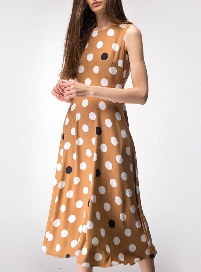 Платье приталённого силуэта SHKO_15014014, фото 1 - в интернет магазине KAPSULA