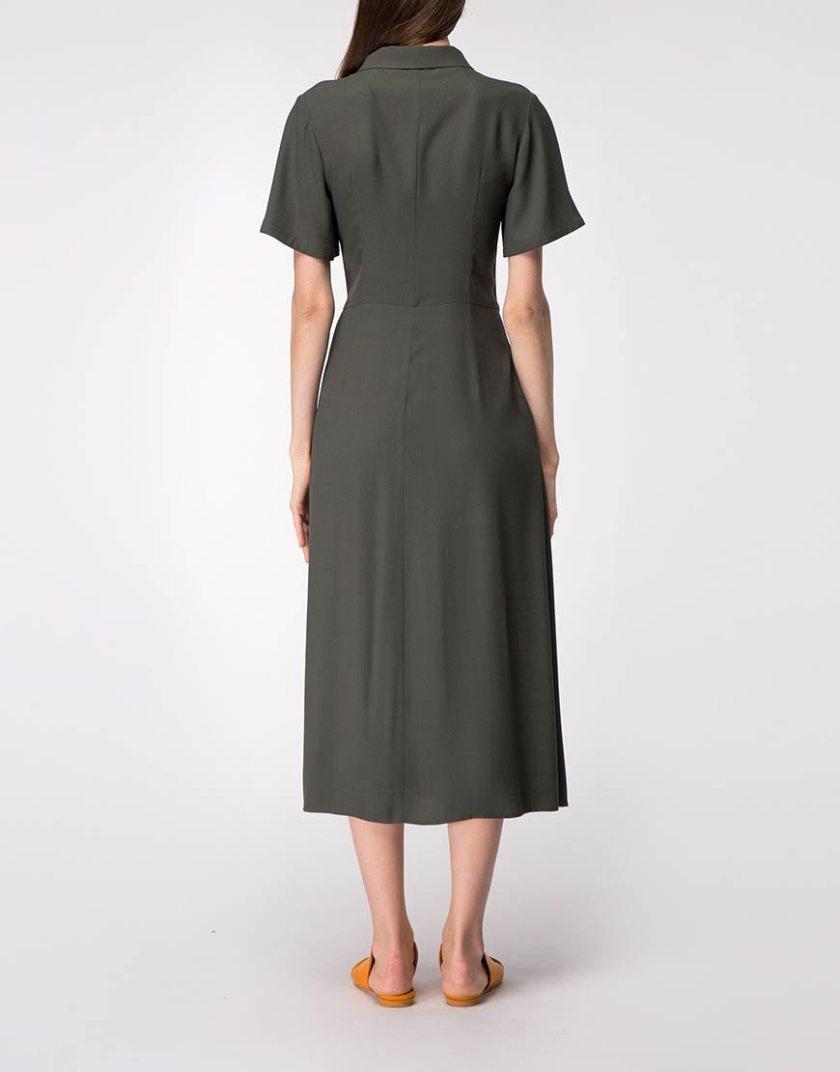 Платье-рубашка SHKO_15018002_outlet, фото 1 - в интернет магазине KAPSULA