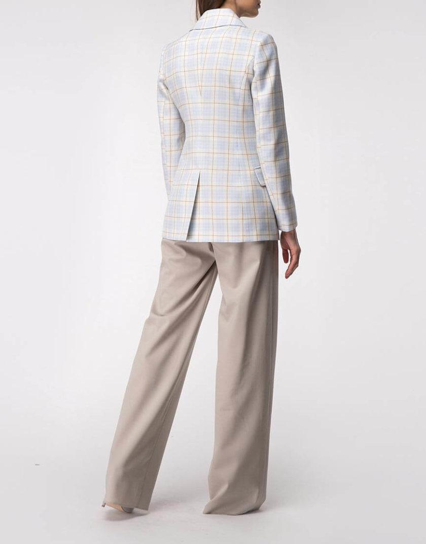 Широкие брюки на высокой посадке SHKO_18034005, фото 1 - в интернет магазине KAPSULA