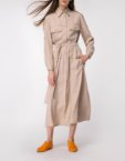 Двухслойное платье на подкладе SHKO_17041010, фото 5 - в интеренет магазине KAPSULA