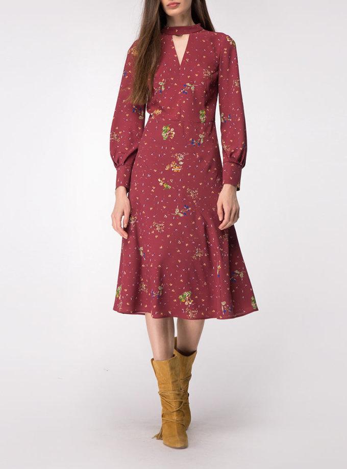 Платье А-силуэта SHKO_18050004, фото 1 - в интернет магазине KAPSULA