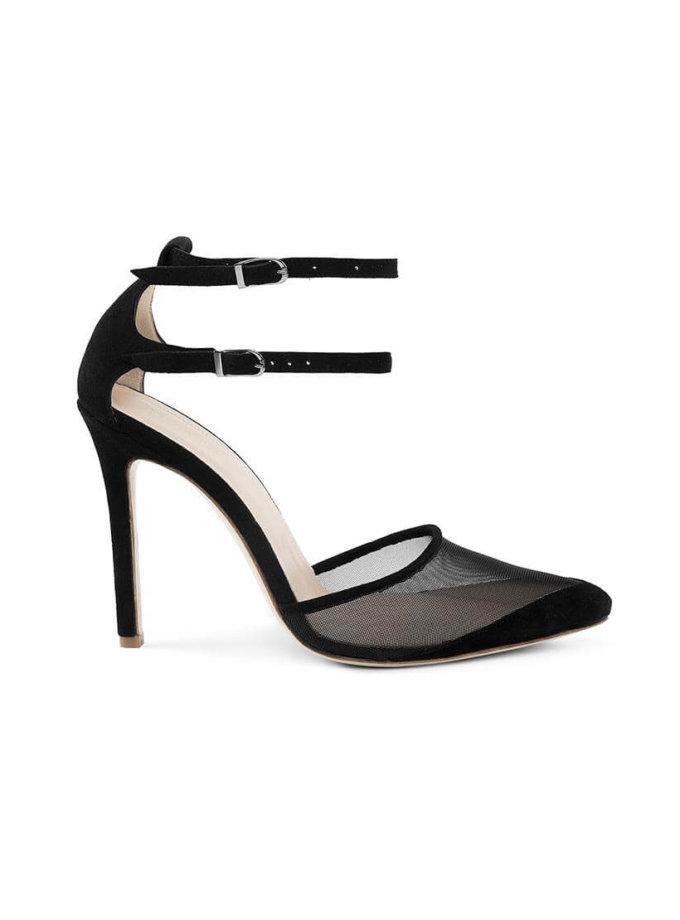 Замшевые туфли Goya Black MRSL_197101, фото 1 - в интеренет магазине KAPSULA