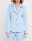 Платье синий элекрик SAYYA_FW816, фото 5 - в интеренет магазине KAPSULA