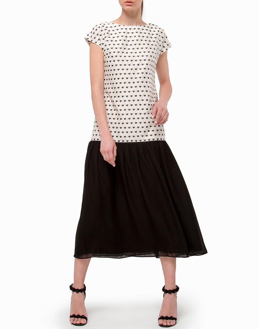 64a2a856e80 Платье миди с вырезом на спине  купить в Киеве