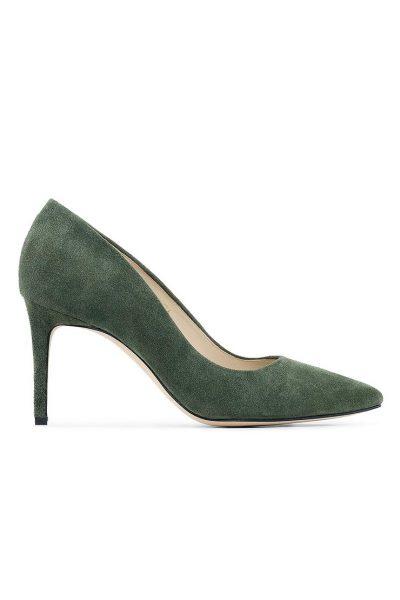 Замшевые туфли Legend Swamp MRSL_721771, фото 1 - в интеренет магазине KAPSULA