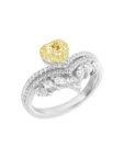 Серебряное кольцо Donna NTKN_JR1812W, фото 2 - в интеренет магазине KAPSULA