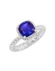 Серебряное кольцо Donna NTKN_JR1812W-4, фото 4 - в интеренет магазине KAPSULA