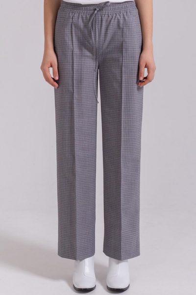 Прямые брюки из хлопка PPMT_PM-44_cage, фото 1 - в интеренет магазине KAPSULA