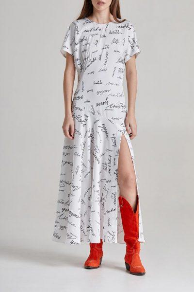Платье прилегающего силуэта SAYYA_SS862, фото 1 - в интеренет магазине KAPSULA