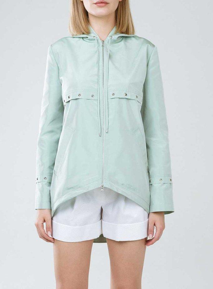 Куртка-дождевик с капюшоном SOL_SSS2019J10, фото 1 - в интеренет магазине KAPSULA