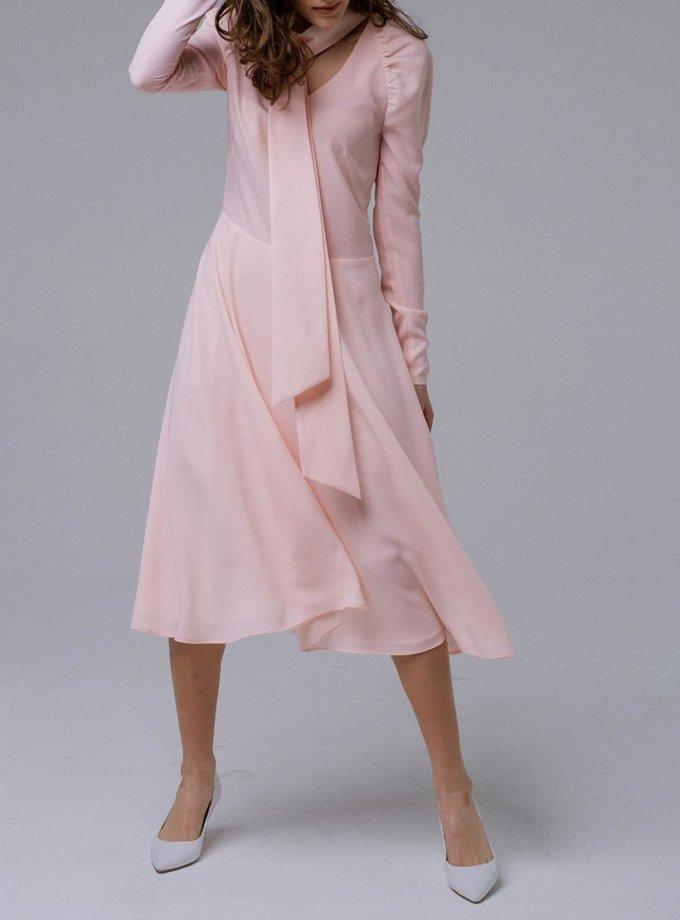 Платье А-силуэта MNTK_MTDRSM1921, фото 1 - в интернет магазине KAPSULA