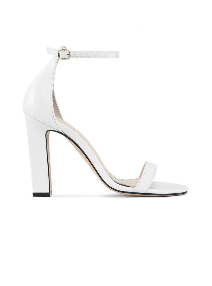 Кожаные босоножки She White MRSL_692966, фото 1 - в интернет магазине KAPSULA