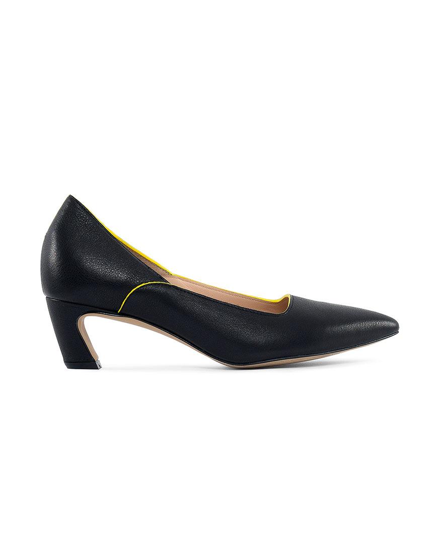 Кожаные туфли Dali black
