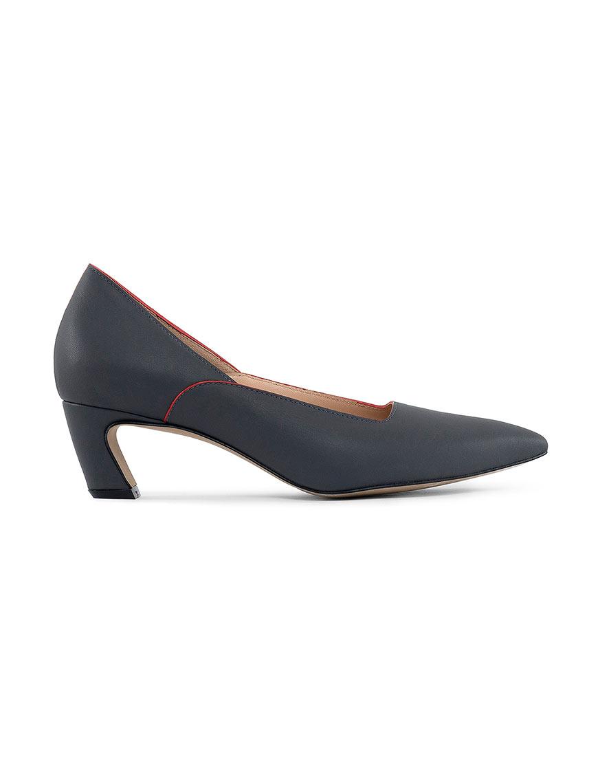 Кожаные туфли Dali grey