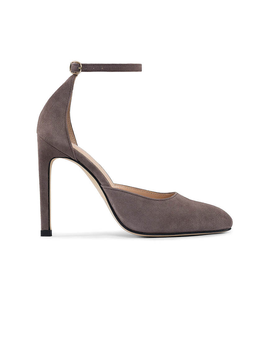 Кожаные туфли Mary Jane brown