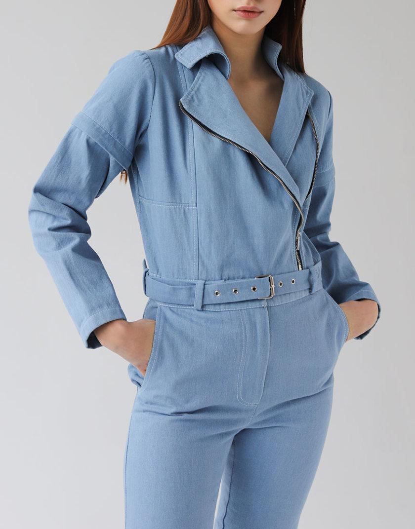 джинсовый комбинезон трансформер XM_xm_denim1, фото 1 - в интернет магазине KAPSULA