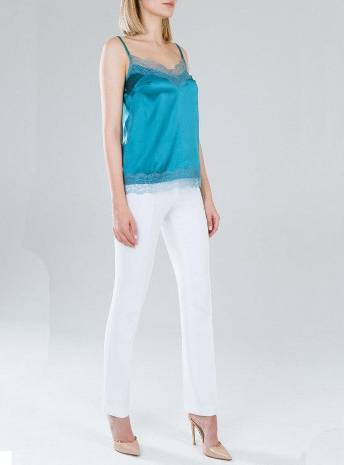 Зауженные брюки со стрелками SOL_SSS2019T06, фото 1 - в интернет магазине KAPSULA