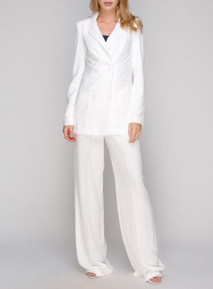 Широкие брюки со стрелками AY-2670, фото 1 - в интернет магазине KAPSULA