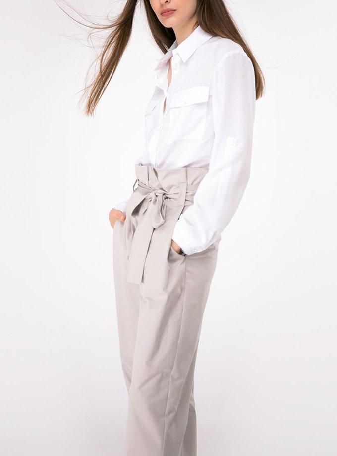 Рубашка с накладными карманами SHKO-18032004, фото 1 - в интернет магазине KAPSULA