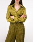 Платье мини с драпировкой SHKO-18054005, фото 4 - в интеренет магазине KAPSULA