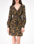 Платье свободного кроя с карманами SHKO-17013020, фото 4 - в интеренет магазине KAPSULA