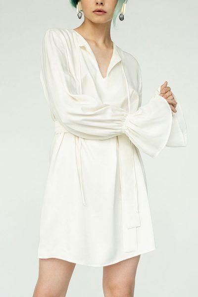 Платье мини прямого кроя IRRO_SM19_DR_009, фото 1 - в интеренет магазине KAPSULA