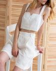 Платье макси в принт FRBC_09-PVS, фото 5 - в интеренет магазине KAPSULA