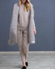 Льняной костюм с шортами FRBC_02-KSHTL, фото 10 - в интеренет магазине KAPSULA