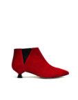 Кожаные кроссовки  со съёмным чулком MDVV_565806, фото 4 - в интеренет магазине KAPSULA