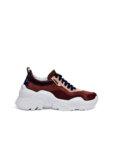 Кожаные ботинки на шнурках MDVV_271101, фото 4 - в интеренет магазине KAPSULA