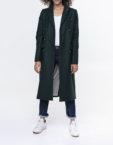 Двубортное пальто из шерсти TRC_MY97ATTRLF84, фото 5 - в интеренет магазине KAPSULA