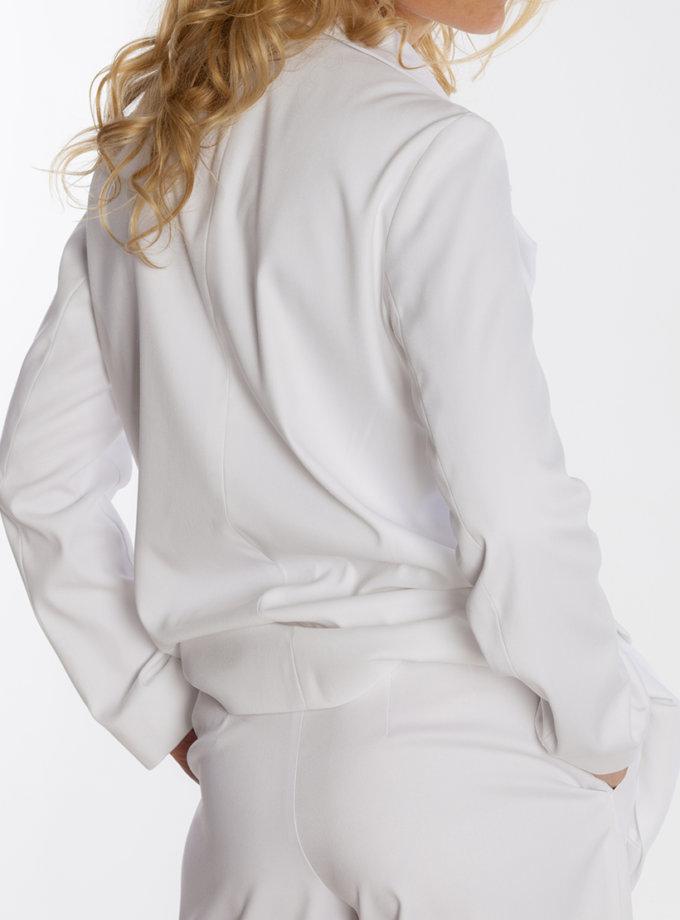 Жакет на подкладе из шелка AD_011019, фото 1 - в интернет магазине KAPSULA