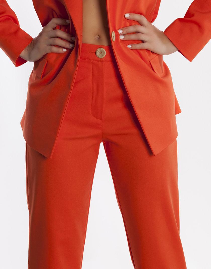 Классические брюки из хлопка AD_081019, фото 1 - в интеренет магазине KAPSULA