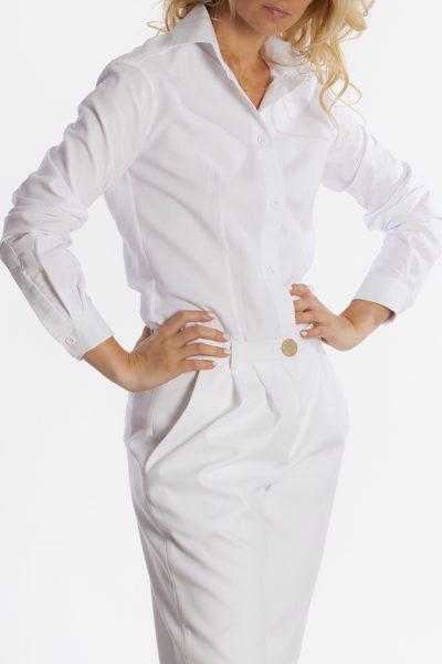 Рубашка приталенная AD_111019, фото 1 - в интеренет магазине KAPSULA