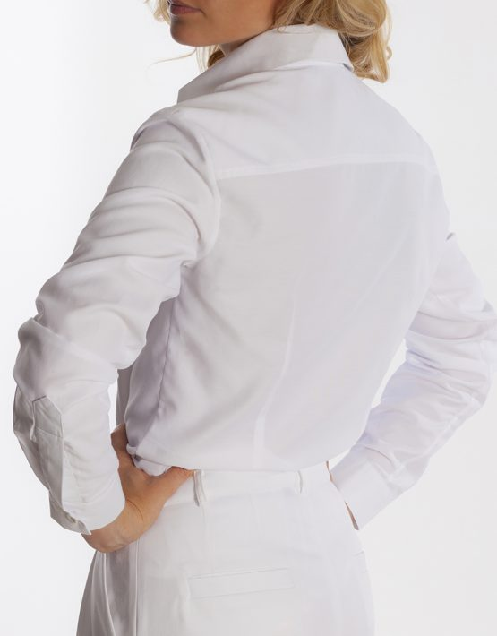Рубашка приталенная AD_111019, фото 5 - в интеренет магазине KAPSULA